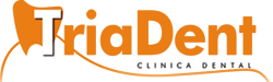 TriaDent Clínica Dental Logo